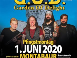 Celtic Summer mit Garden of Delight