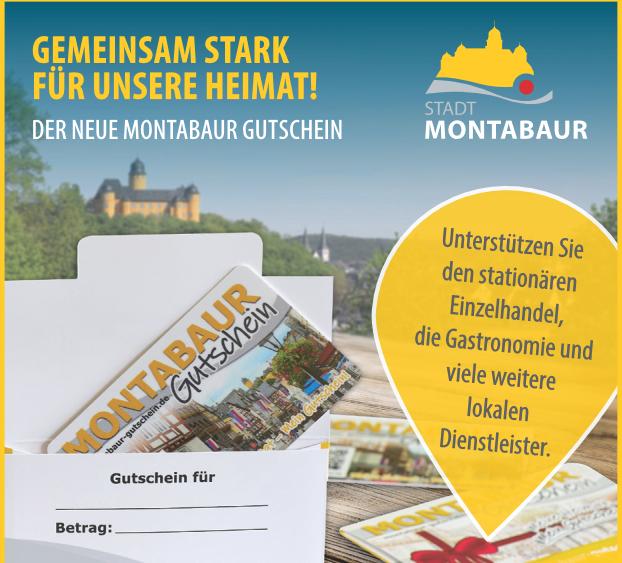 Montabaur Gutschein