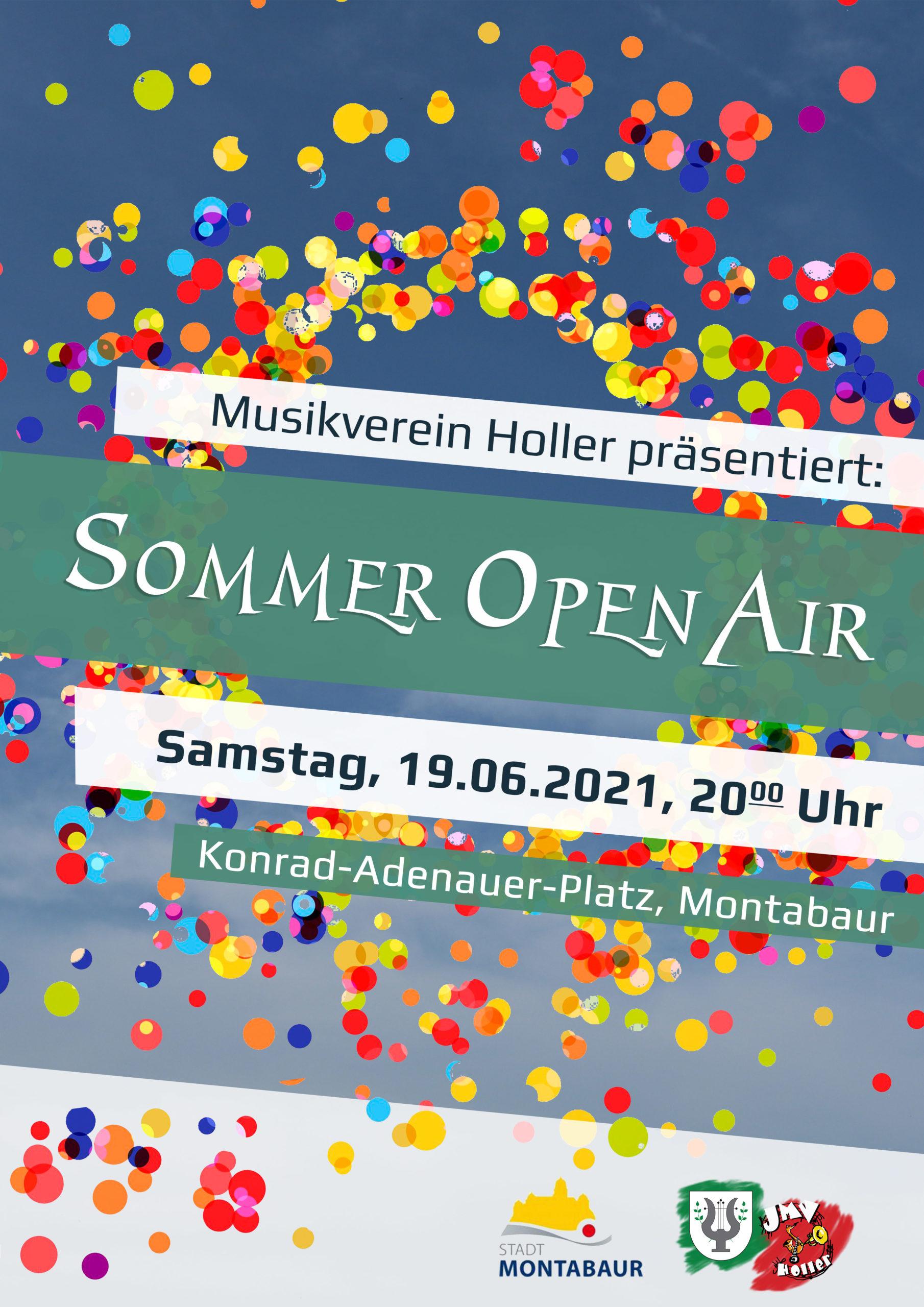 Veranstaltungen Sommer 2021