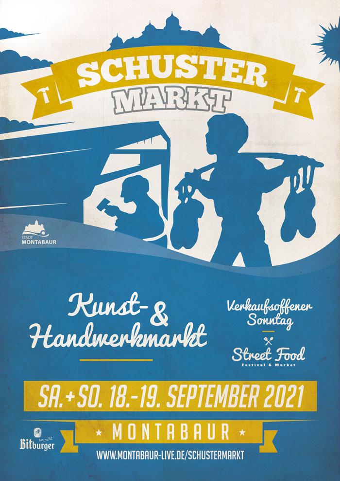 Schustermarkt Montabaur 2021